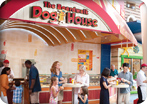 The Boardwalk Dog House
