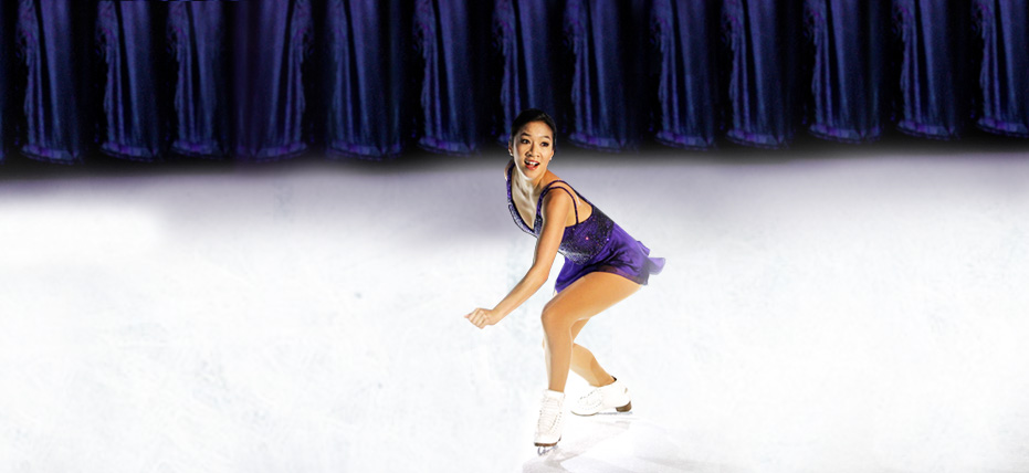 Royal Deck-athlon - Michelle Kwan