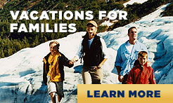 Vacations for Families - Alaska