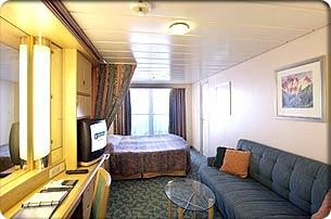 Superior Oceanview Stateroom