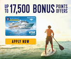 Royal Caribbean Visa Signature Credit Card
