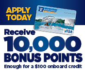Royal Caribbean Visa Card