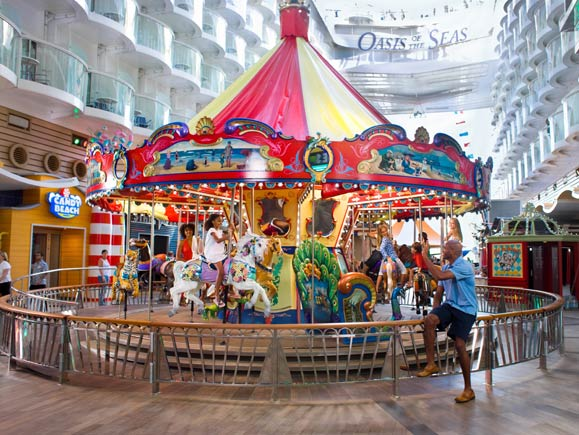 Best Family Cruise Vacations Royal Caribbean International