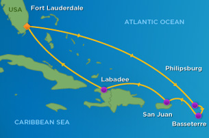 Eastern Caribbean Cruise