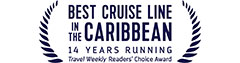 Best Cruise Line in Caribbean - Travel Weekly