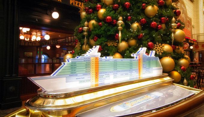 Holiday Cruises  Celebrate Christmas New Year39s Amp More  Royal Cari