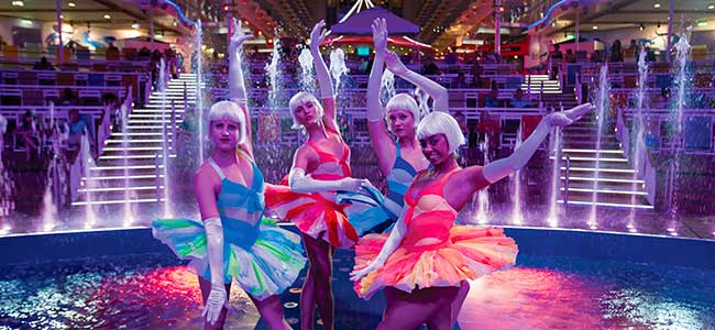 Aquatheater - Best Royal Caribbean Ship