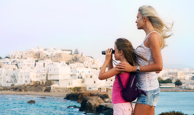 Kids tour Europe