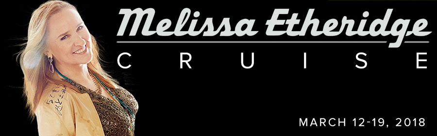 Melissa Etheridge Cruise 2018