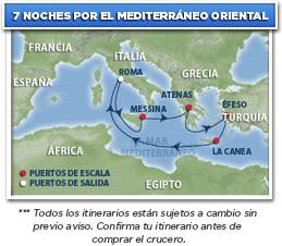Cruceros Royal Caribbean 2×1 desde Barcelona – Solicita Precio: 91 279 79 75