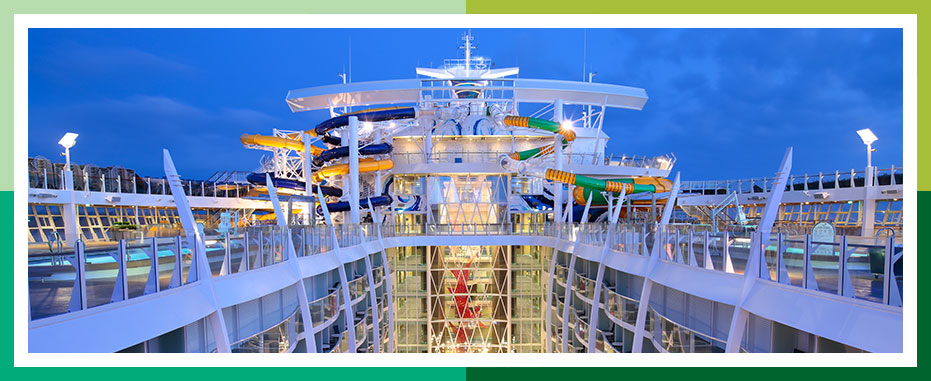 Explore The Beauty Of Caribbean: Royal Caribbean International