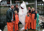 Alaskan Halibut Fishing