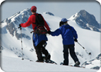Alpine Snow Shoe Adventure and White Pass Railway
