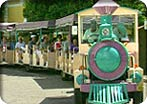 Dockyard Trolley Train Tour