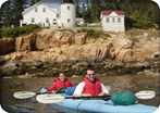 Frenchman Bay Kayak Adventure