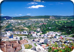 Corner Brook City Panorama