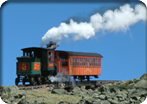 Mt. Washington & The Cog Train