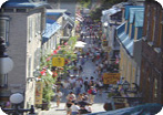 Old Quebec Walking Tour