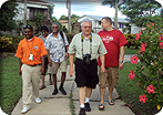 Historical Tales of Belize City Walking Tour