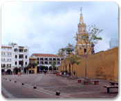 Historic Cartagena Old City Walking Tour