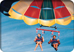 Parasailing Cozumel