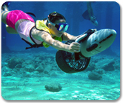 Cozumel Power Snorkel