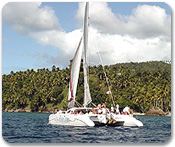 Catamaran Sailing & Snorkeling Tour