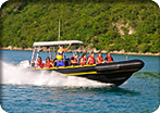 Thriller Labadee Powerboat Tour