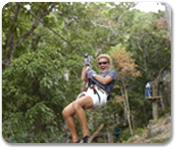 Loterie Farm Treetop Adventure Tour