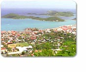St. Thomas Island Tour