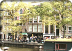 Anne Frank House & Schiphol Airport Transfer