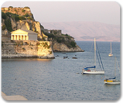 Panoramic Corfu