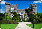 Malahide Castle & Irish Pub