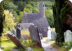 Panoramic Dublin, Irish Countryside & Glendalough