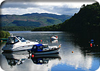 Panoramic Scottish Lochs