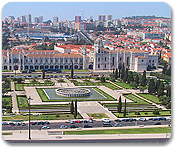 Lisbon City Panoramic Drive