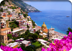 Exclusive Amalfi Coast, Positano & Excavations of Pompeii