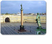 Car - Hermitage/Peterhof/Panoramic Sights/Shopping