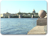 Walking Tour of St. Petersburg