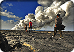 Kilauea Lava Viewing Hike
