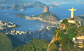 Spain to Brazil