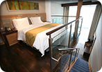 Crown Loft Balcony Suite