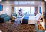Accessible Superior Ocean View Stateroom