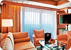 Deluxe Oceanview Stateroom