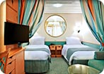 Interior Stateroom
