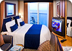 Deluxe Ocean View Stateroom