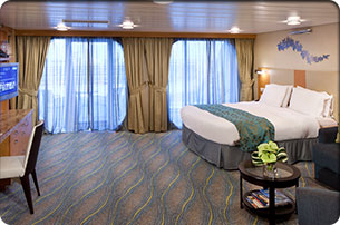 Accessible Junior Suite with Balcony