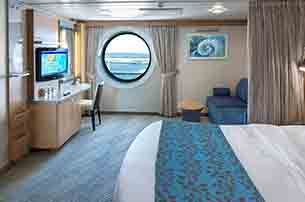 Family Ocean View Stateroom On Allure Of The Seas Royal