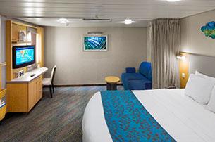 Family Interior Stateroom On Allure Of The Seas Royal Caribbean International