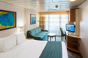 Balcony On Enchantment Of The Seas Royal Caribbean International - Enchantment of the seas
